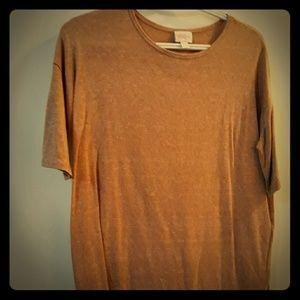 Lularoe xxs Irma Tunic Shirt